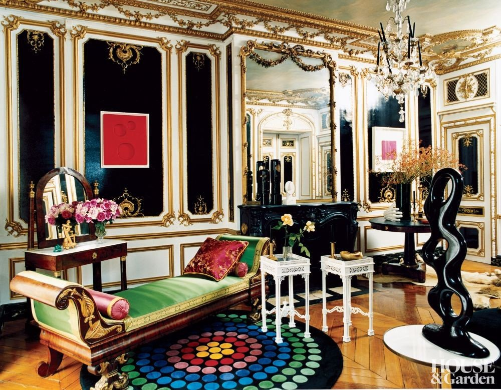 Traditional Living Room Apartment Awesome Traditional Living Room by Michael Coorengel and Jean Pierre Calvagrac by Architectural Digest