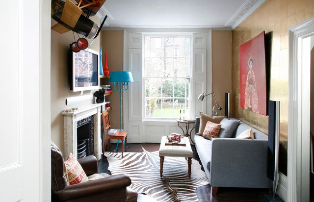 Traditional Living Room Apartment Lovely islington Apartment Traditional Living Room London by Alison Hammond Graphy
