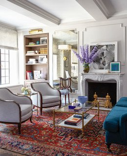 Traditional Living Room Apartment Unique Apartment Er Traditional Living Room New York by Benjamin andres Architekt
