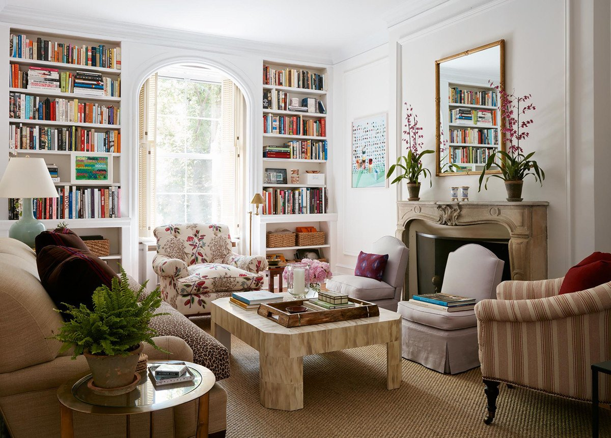 Traditional Living Room Apartment Unique Room Of the Week 9 9 Coco Kelley Coco Kelley