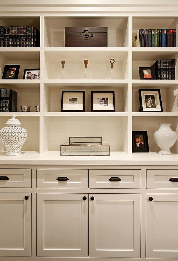 Traditional Living Room Bookcases Awesome Box Shelving Creating Purposeful Wall Art