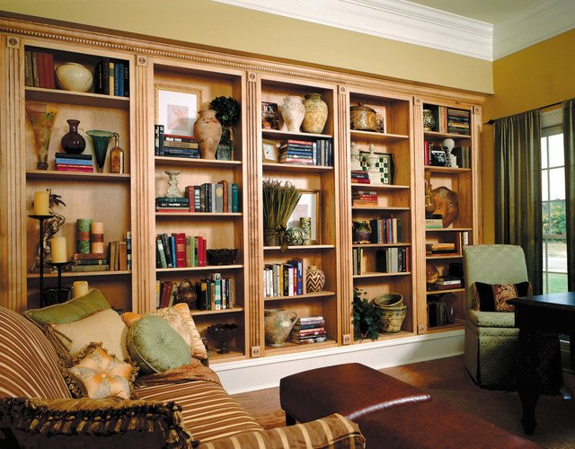Traditional Living Room Bookcases Awesome Custom Bookcase Traditional Living Room Philadelphia by Main Line Kitchen Design