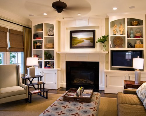 Traditional Living Room Bookcases Fresh Built Ins Around Fireplace