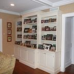 Traditional Living Room Bookcases Fresh formal Living Room Bookcases Traditional Living Room Philadelphia by Mitchells