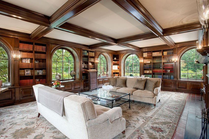 Traditional Living Room Bookcases Inspirational 43 Beautiful Living Room Ideas formal & Casual Designs Designing Idea