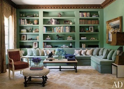 Traditional Living Room Bookcases Luxury Bookshelf Paint Ideas and Inspiration