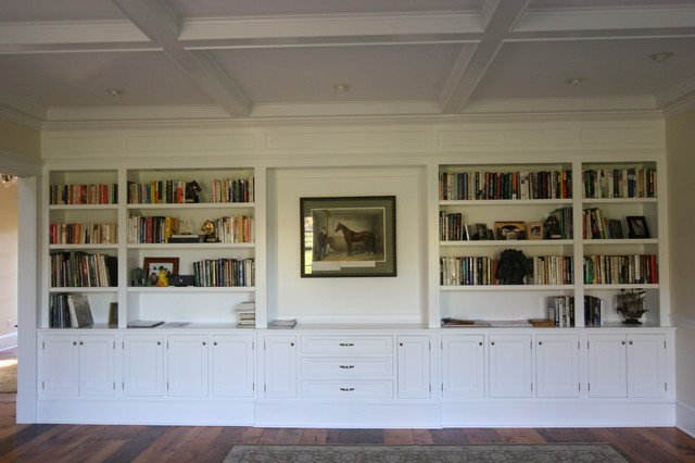 Traditional Living Room Bookcases New formal Living Room Bookcases Traditional Living Room Philadelphia by Mitchells