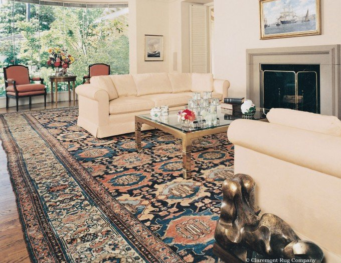 Traditional Living Room Carpets Beautiful Antique Rugs In the Village Tradition Claremont Rug