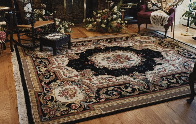 Traditional Living Room Carpets Best Of Elegant Fine Black Aubuson oriental Rug Nejad Rugs Traditional Living Room