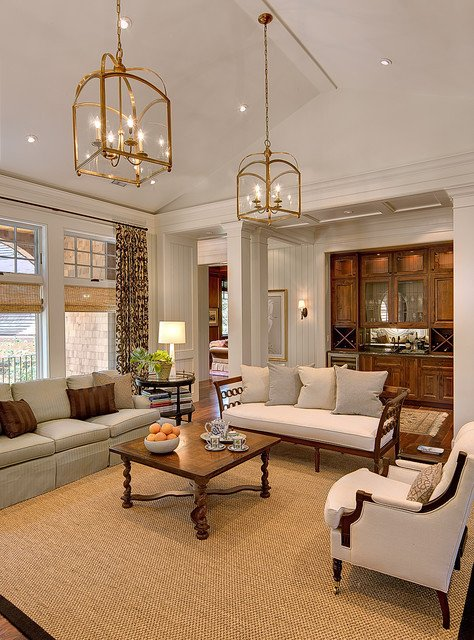 Traditional Living Room Carpets Elegant the Creekside Cottage Traditional Living Room Charleston by orchid Interiors