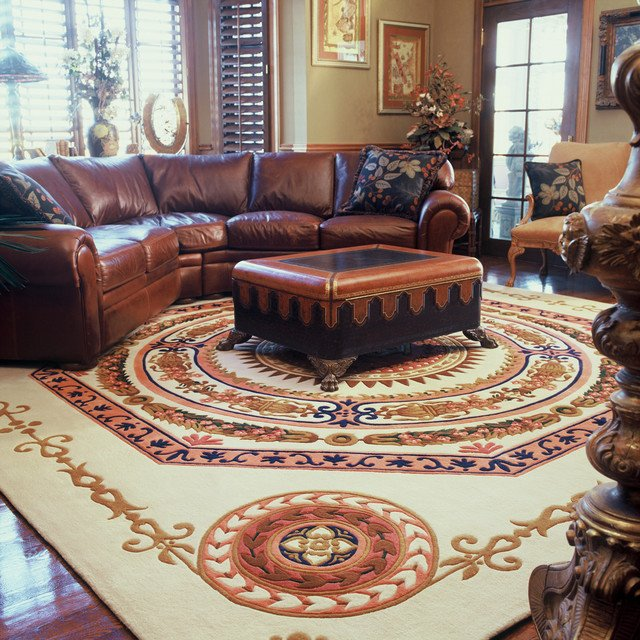 Traditional Living Room Carpets New Custom area Rug