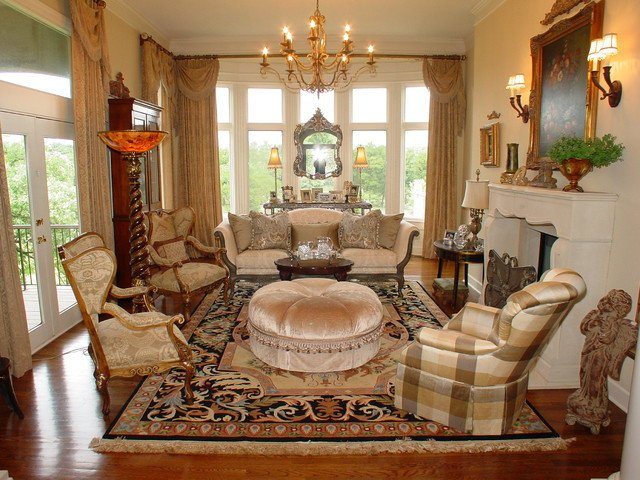 Traditional Living Room Carpets Unique Custom area Rug