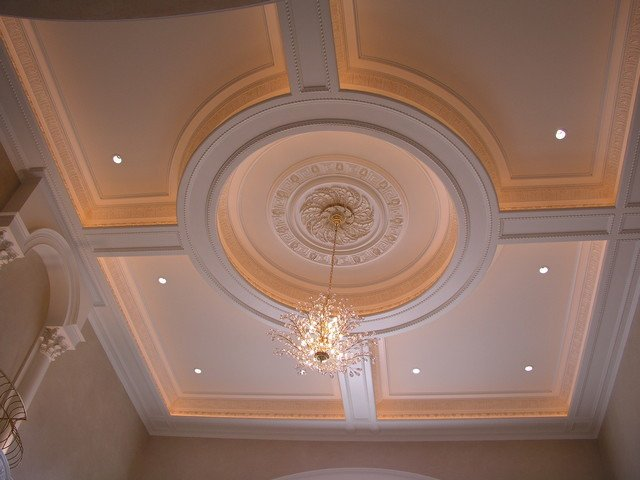 Traditional Living Room Ceiling Awesome Exquisite Ceiling