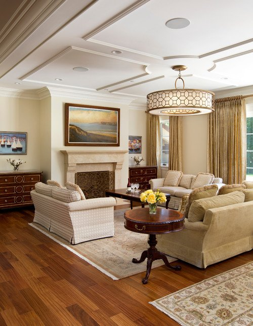 Traditional Living Room Ceiling Fresh Will This Ceiling Molding Make My Ceilings Appear Taller
