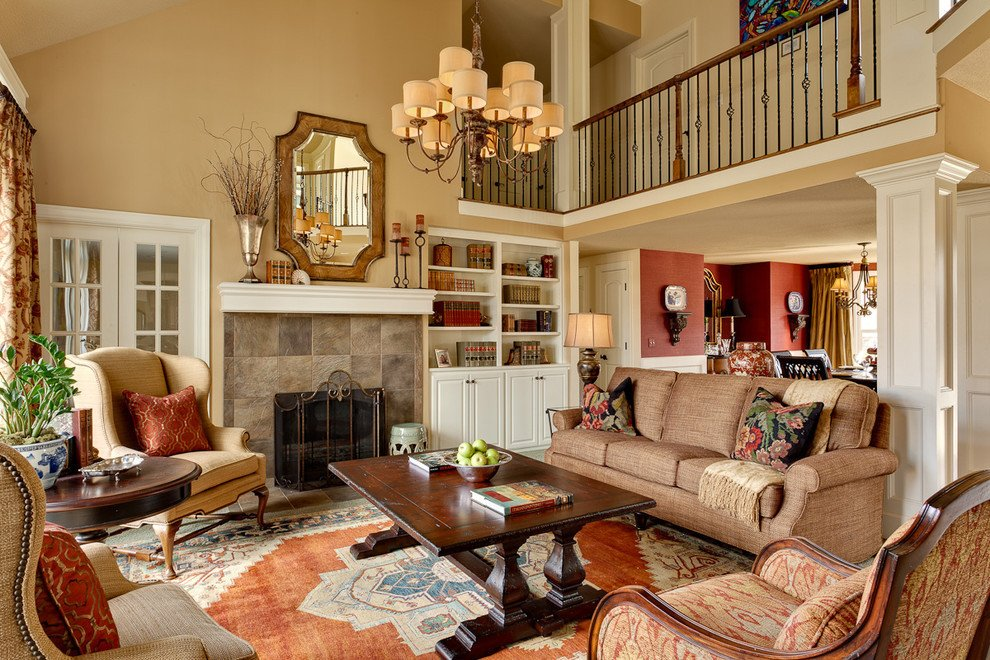 Traditional Living Room Color Elegant Magnificent Mayfair Furniture In Living Room Traditional with Caramel Wall Next to Wall Colors