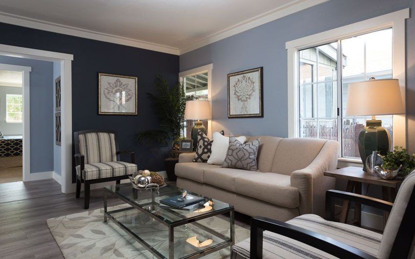 Traditional Living Room Color Lovely 26 Blue Living Room Ideas Interior Design Designing Idea