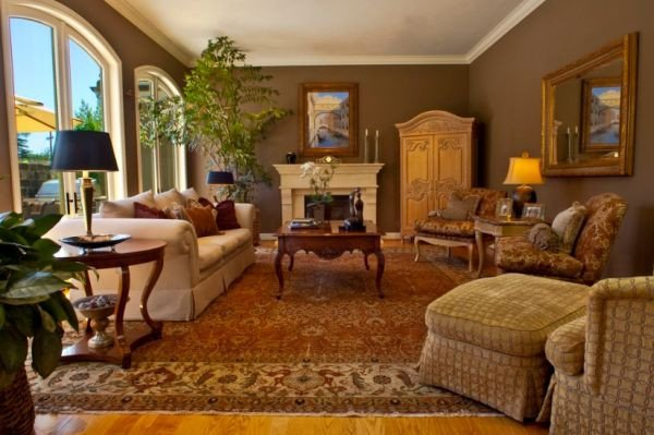 Traditional Living Room Color Luxury 10 Traditional Living Room Décor Ideas