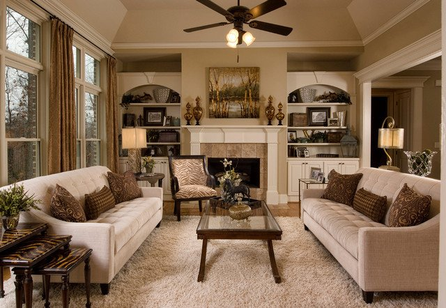 Traditional Living Room Decorating Ideas Unique Traditional Living Room