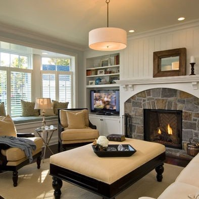 Traditional Living Room Fireplace Fresh Traditional Mantle Built Ins Design Remodel Decor and Ideas Page 12