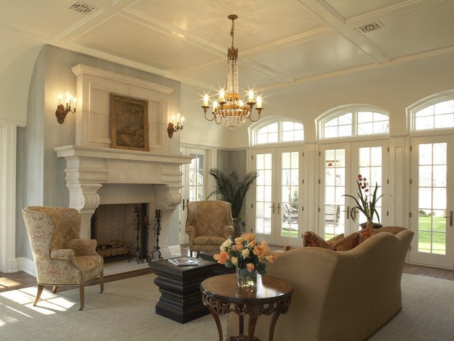 Traditional Living Room Fireplace Inspirational Living Room Traditional Living Room Minneapolis by Hendel Homes