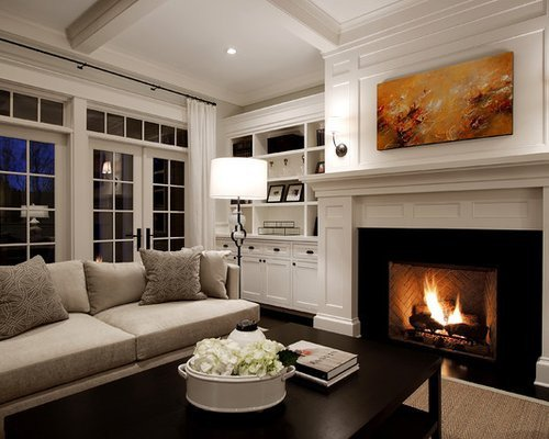 Traditional Living Room Fireplace Inspirational Traditional Living Room Design Ideas Remodels & S