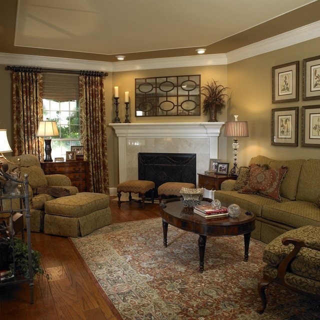 Traditional Living Room Fireplace Luxury formal Living Room Traditional Living Room Austin by Dawn Hearn Interior Design