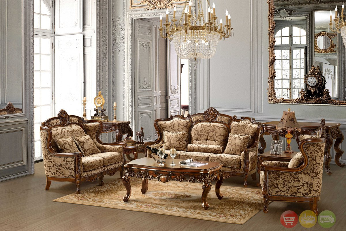 Traditional Living Room Furniture Best Of Luxurious Chenille sofa and Loveseat Set Hd 839