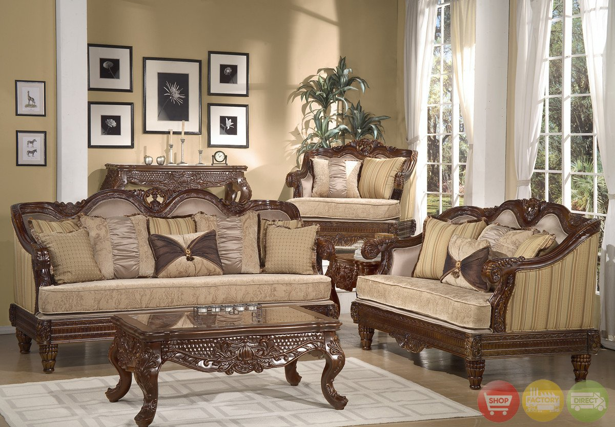 Traditional Living Room Furniture Lovely formal Luxury Set Traditional Living Room Furniture Hd 386 Cherry
