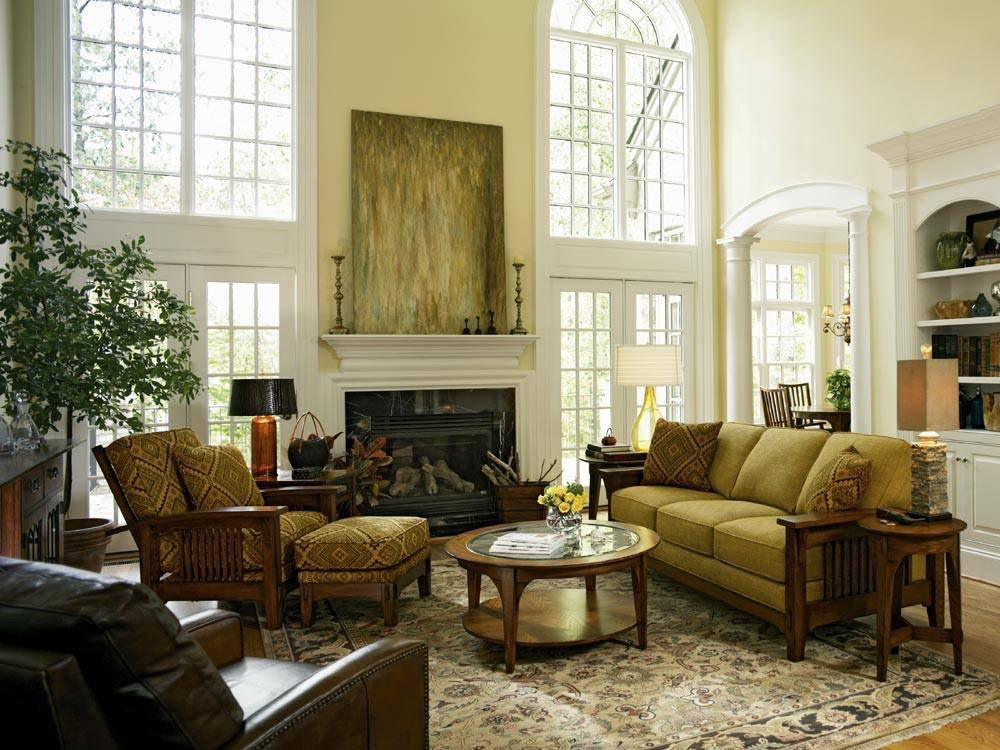 Traditional Living Room Furniture Unique Tips for Designing Traditional Living Room Decor