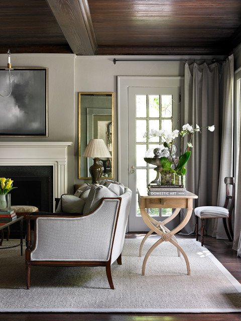 Traditional Living Room Gray Awesome Gray Living Room Traditional Living Room atlanta by J Healey Interiors