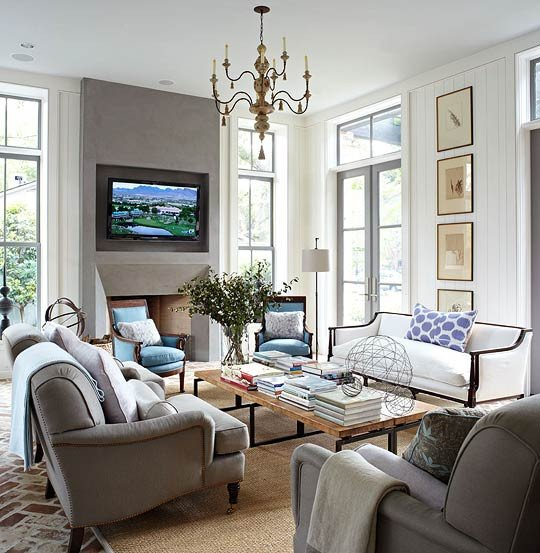 Traditional Living Room Gray Best Of Decorating Gorgeous Gray Rooms