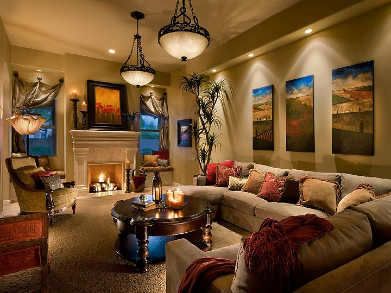Traditional Living Room Lamps Beautiful Living Room Lighting Tips