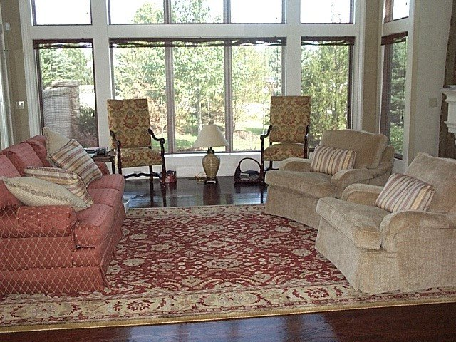 Traditional Living Room Rugs New Living Rooms Traditional Living Room Kansas City by area Rug Dimensions