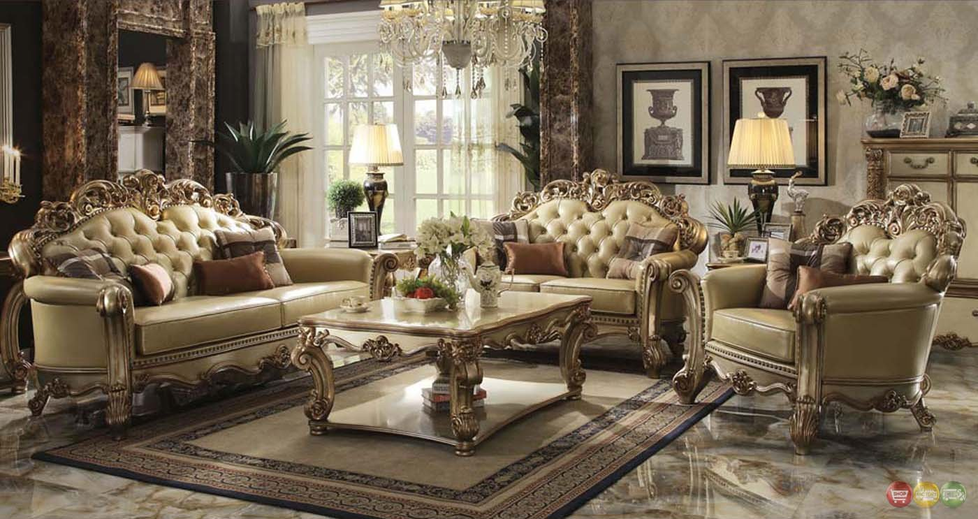 Traditional Living Room Sets Best Of Vendome Living Room Set