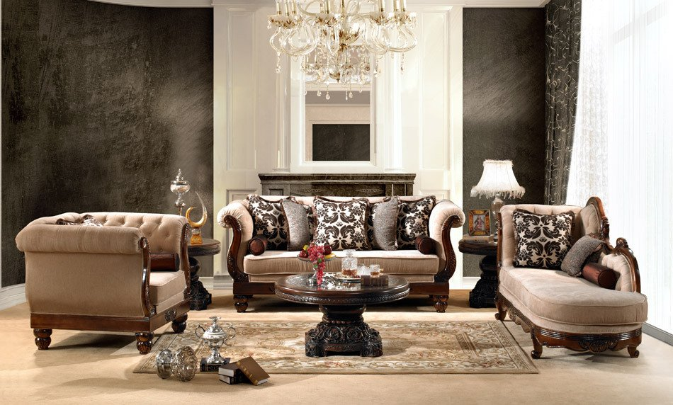 Traditional Living Room Sets Inspirational Luxurious Traditional Style formal Living Room Set Hd 462