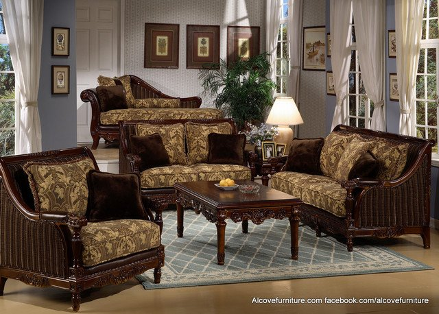 Traditional Living Room Sets Inspirational Traditional sofa Sets Living Room Sets