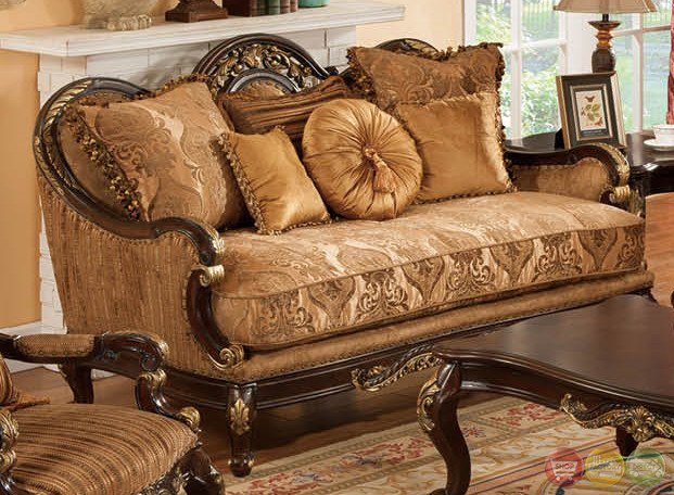 Traditional Living Room Sets Lovely Patricia Traditional Dark Wood formal Living Room Sets with Carved Accents Rpcmo87