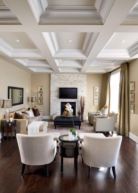 Traditional Living Room toronto Beautiful Jane Lockhart Interior Design Traditional Living Room by Jane Lockhart Interior