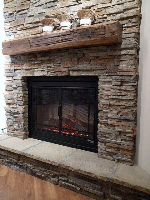 Traditional Living Room toronto Luxury Stone Fireplaces Traditional Living Room toronto by Stone Selex
