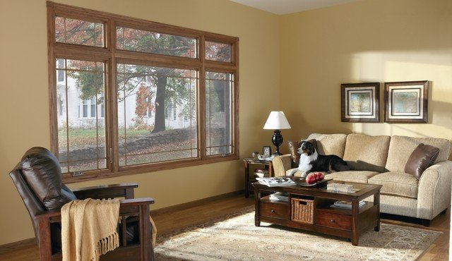 Traditional Living Room Windows Inspirational Casement Windows Traditional Living Room Minneapolis by Renewal by andersen