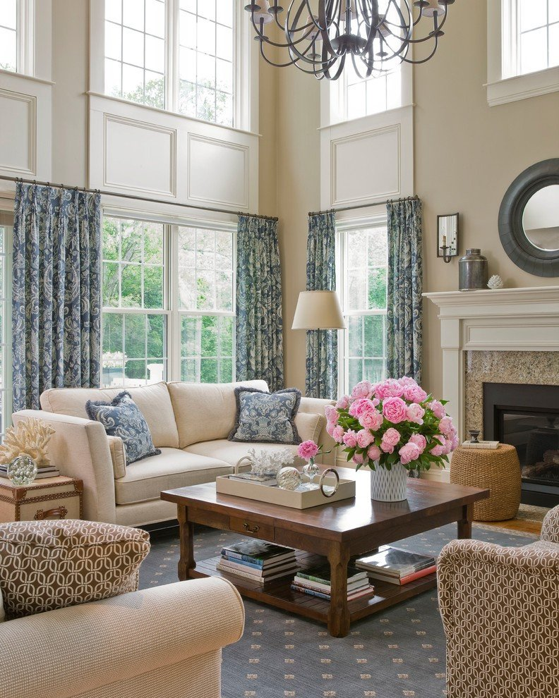 Traditional Living Room Windows Luxury Get Stylin with Pantone S top 6 Trending Colors for 2014
