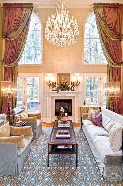 Traditional Living Room Windows Luxury Luxury Home Project 1