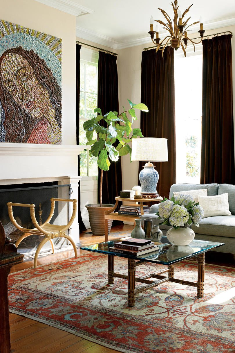 Traditional Modern Living Room Decorating Ideas Awesome 106 Living Room Decorating Ideas southern Living