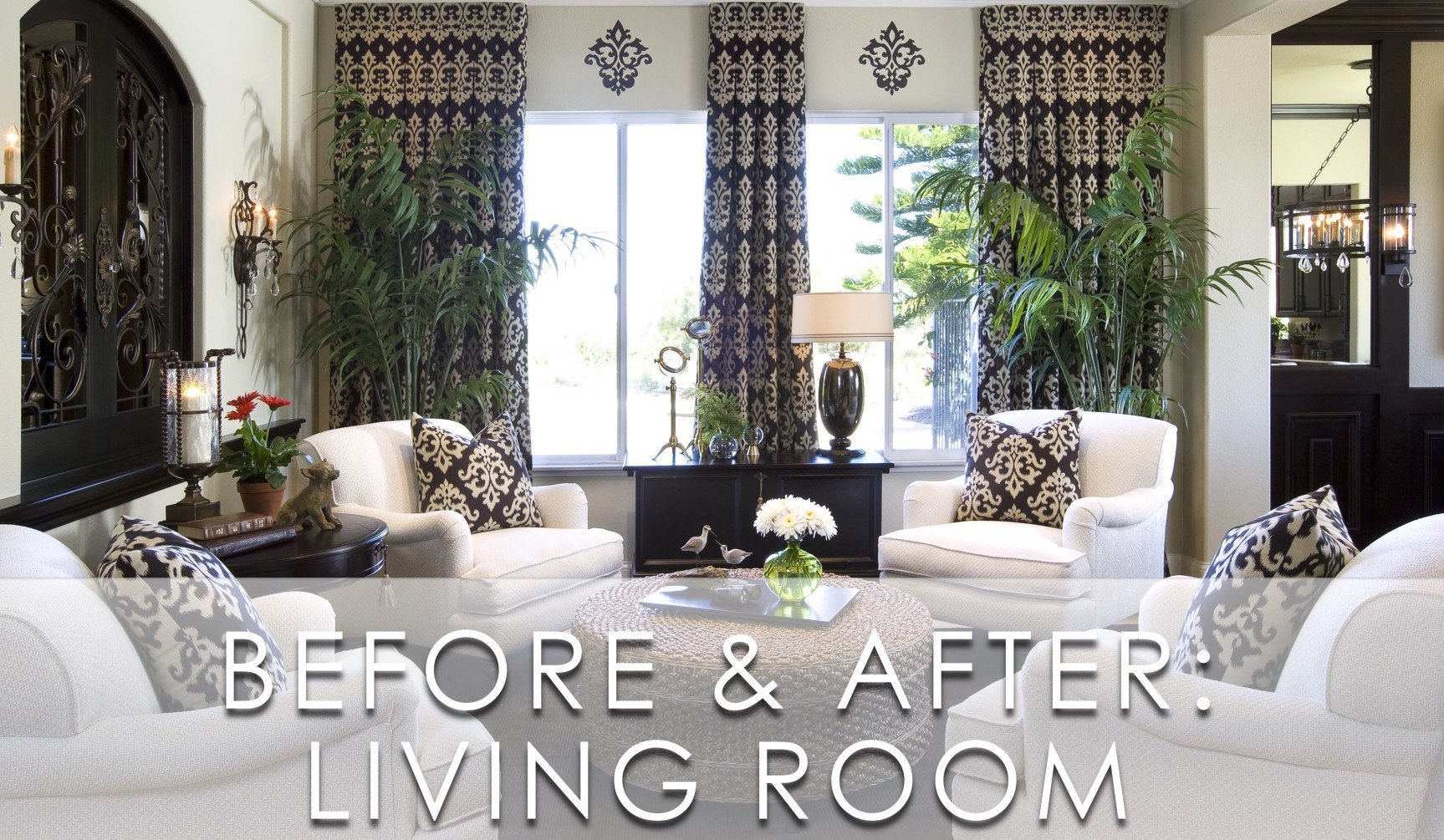 Traditional Modern Living Room Decorating Ideas Fresh Modern Traditional Living Room before and after
