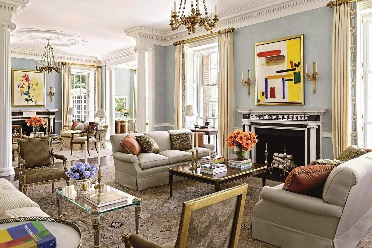 Traditional Modern Living Room Decorating Ideas Inspirational Home Dk Decor