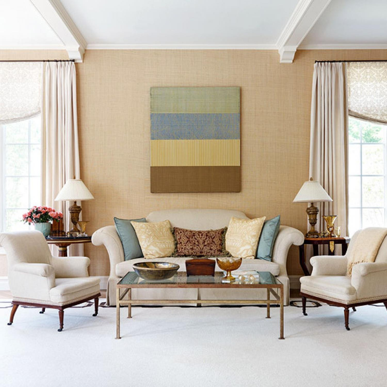 Traditional Modern Living Room Decorating Ideas New Decorating Ideas Elegant Living Rooms