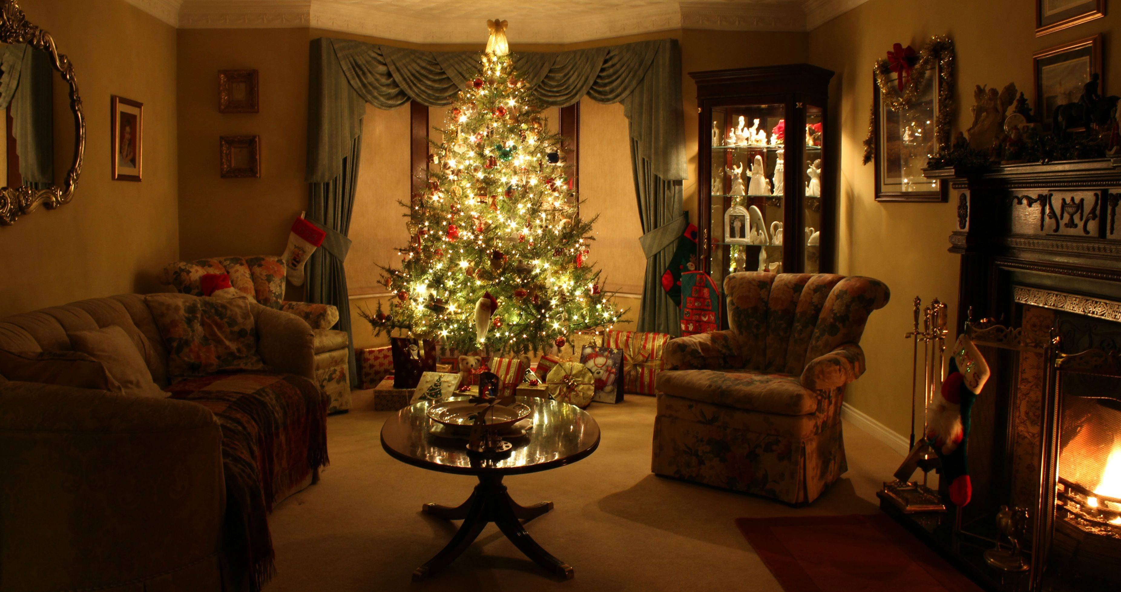 Tree Decor for Living Room Inspirational I Think My Living Room Oozes Christmas if I Say so Myself Pics