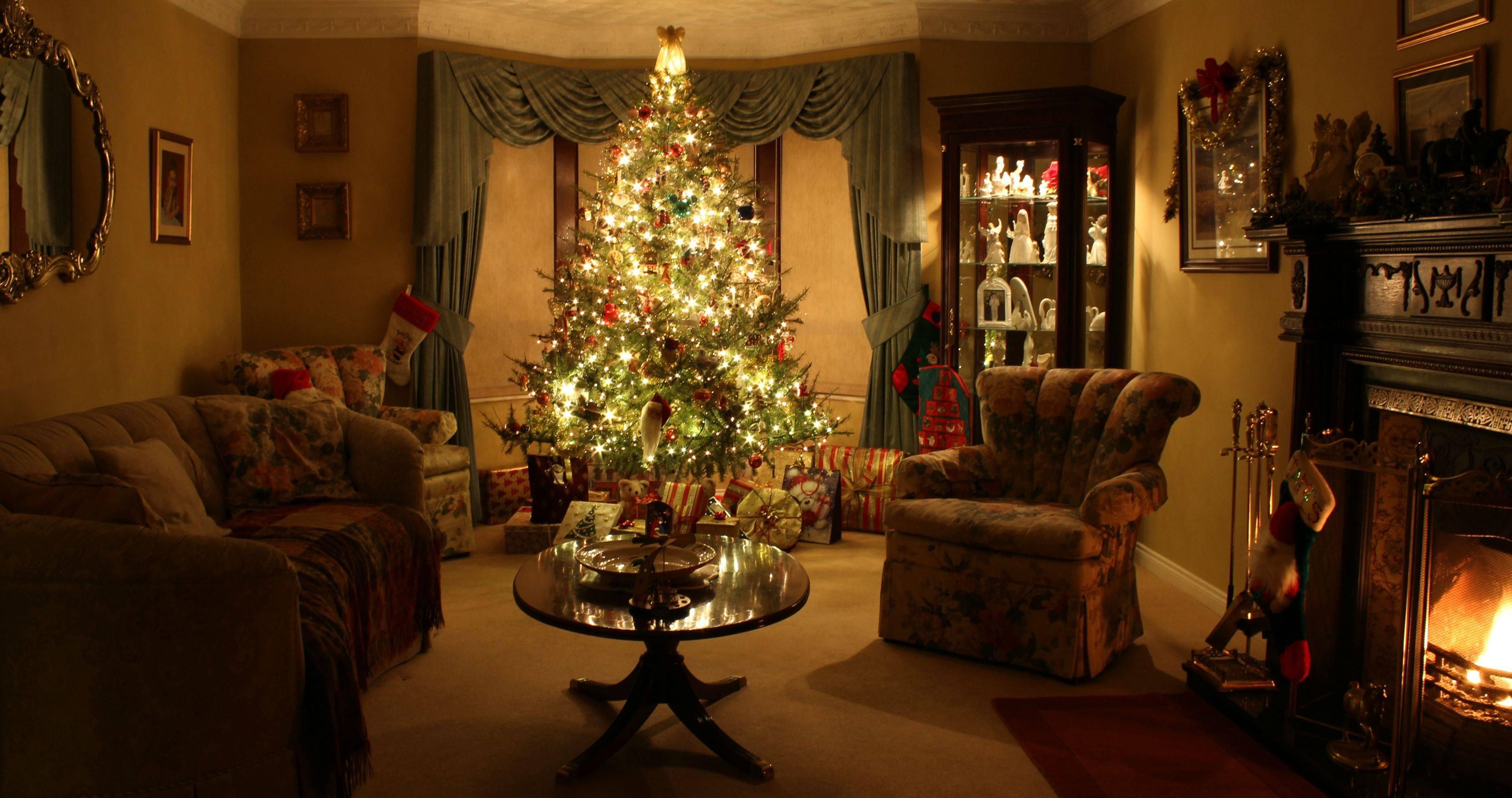 Tree Decor for Living Room Inspirational I Think My Living Room Oozes Christmas if I Say so Myself Pics