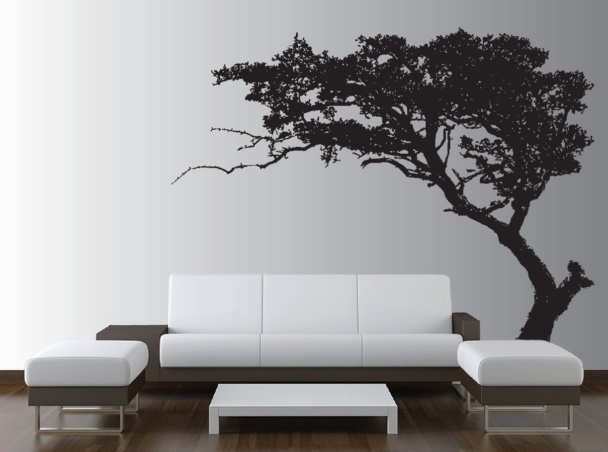 Tree Decor for Living Room Lovely 30 Best Wall Decals for Your Home – the Wow Style