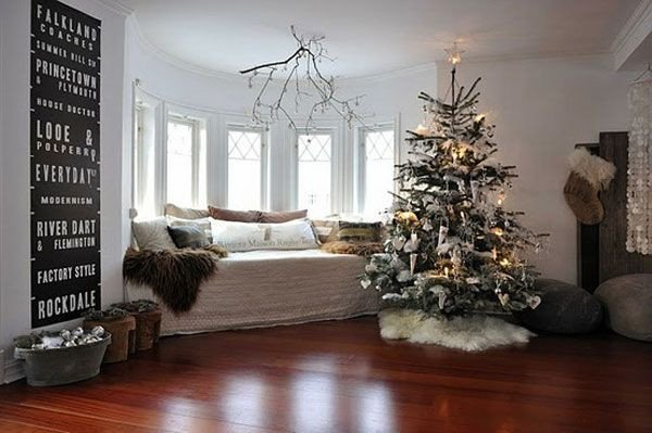 Tree Decor for Living Room Lovely 42 Christmas Tree Decorating Ideas You Should Take In Consideration This Year